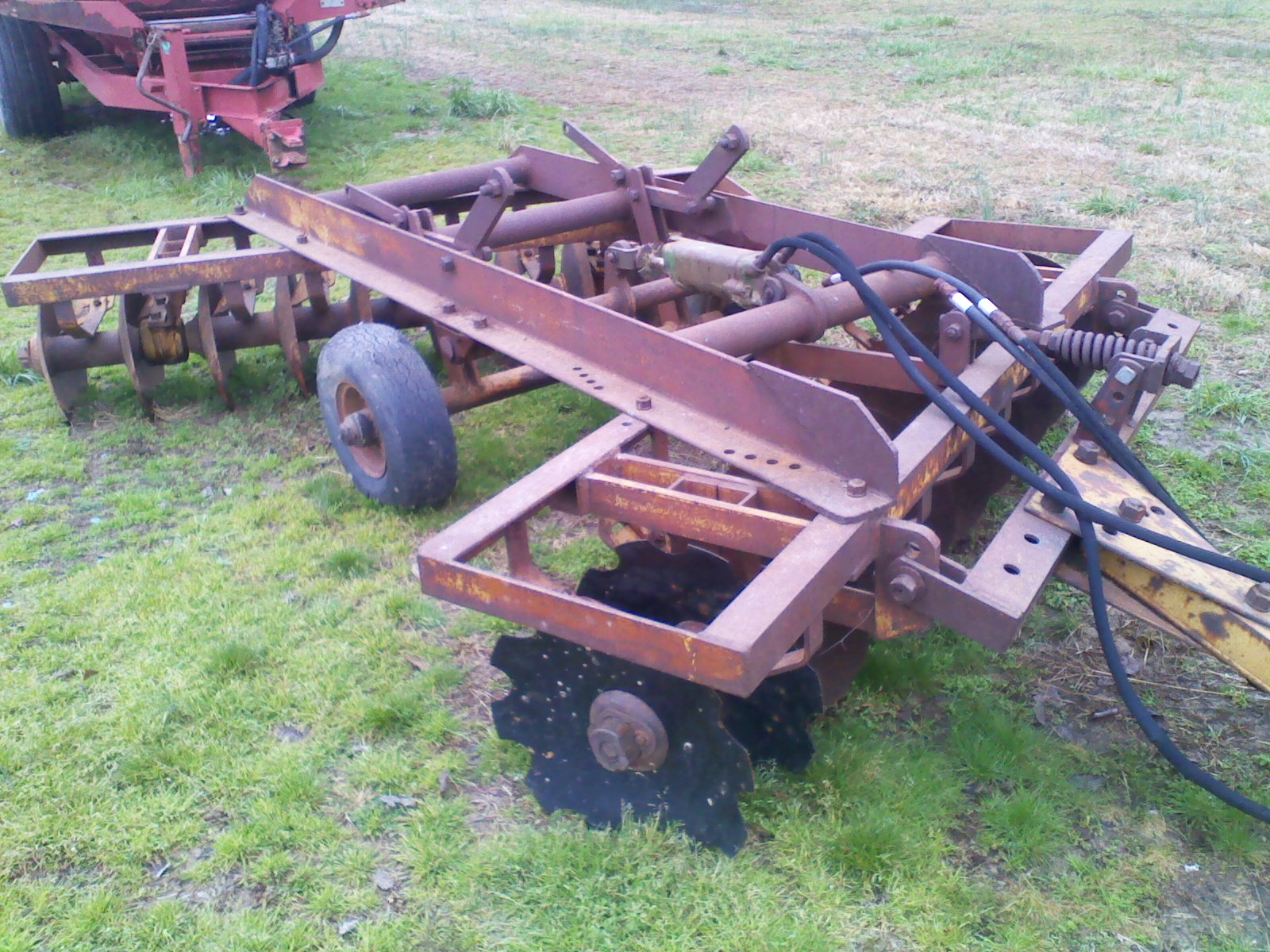 Disc Harrow Replacement Blades : Inch coulter blade for disc harrows and implements