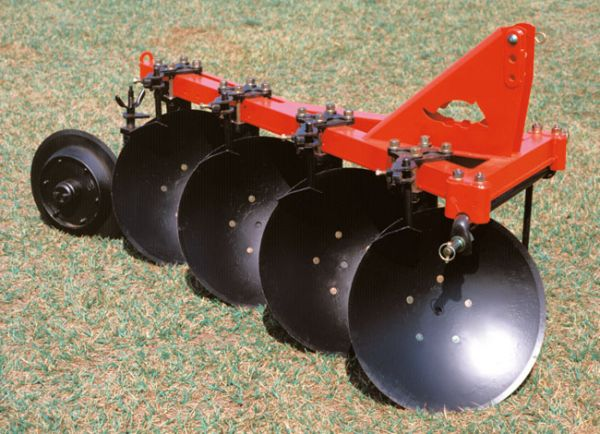 tatu plows and cultivators