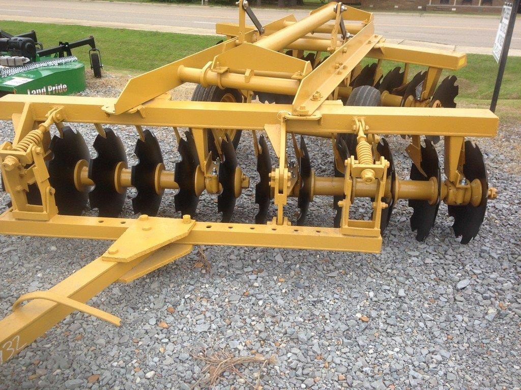 Used Disc Harrow Equipment